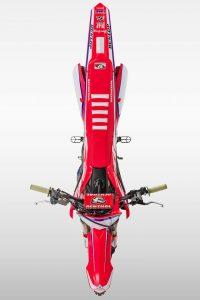 2020 Honda CRF450RWE profile