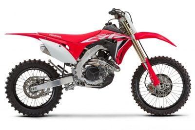 2020 Honda CRF450RX specs