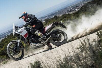 Yamaha 700 Tenere top speed