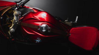 MV Agusta Superveloce 800 Wins Concorso - Top