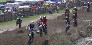 Florida National Moto 2 Start