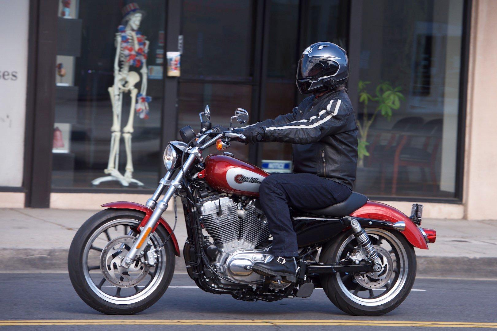 2019 Harley-Davidson Sportster Superlow review