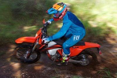 KTM dual-sport motorcycles in 2019
