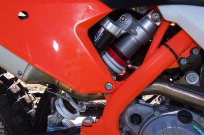 KTM EXC-F 250 top speed