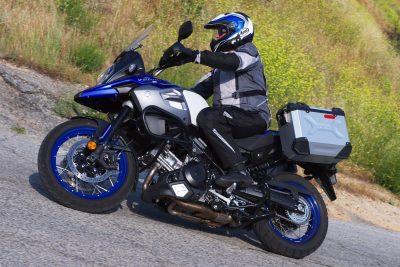 Suzuki V-Strom 1000XT Adventure is a great tourer