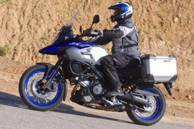 Suzuki V-Strom 1000XT ADV