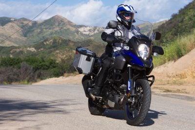 1000XT V-Strom top speed
