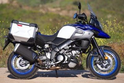 Suzuki V-Strom 1000XT seat height