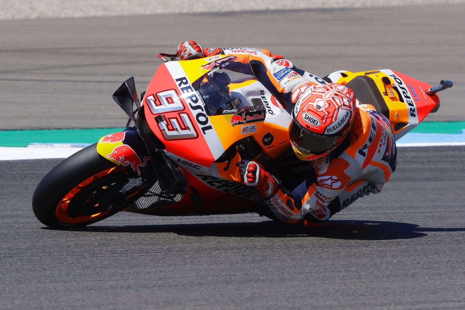 Marquez Honda MotoGP Assen 2019