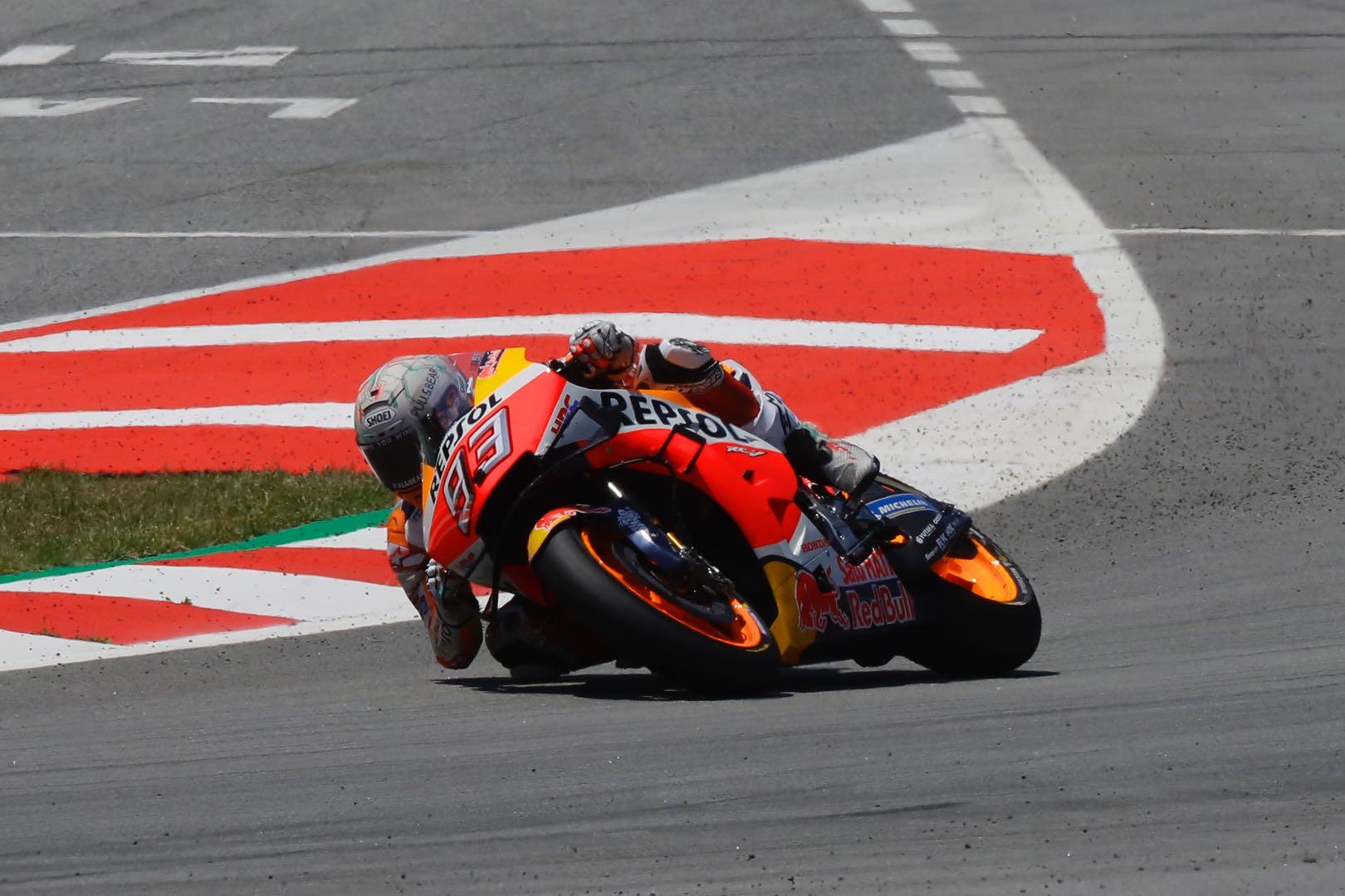 Honda Marc Marquez Barcelona MotoGP 2019