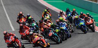 2019 Barcelona MotoGP Results