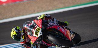 Ducati Alvaro Bautista Jerez SBK