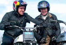 Sammy Miller and Dougie Lampkin: Six Days Trial Legends