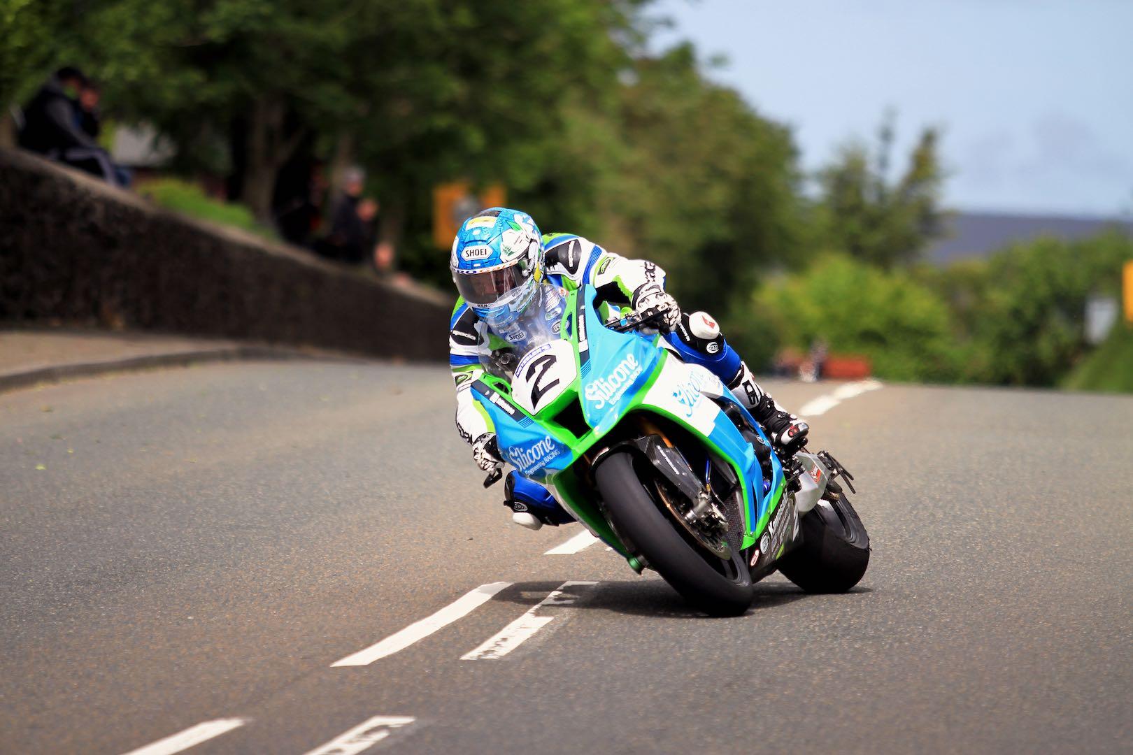 Kawasaki Dean Harrison RST SBK TT