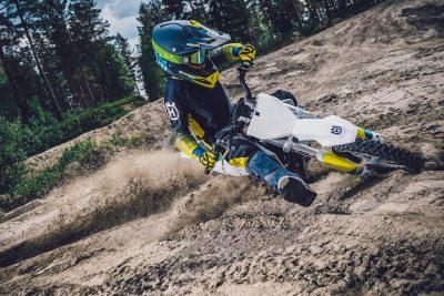 2020 Husqvarna electric motorcycle