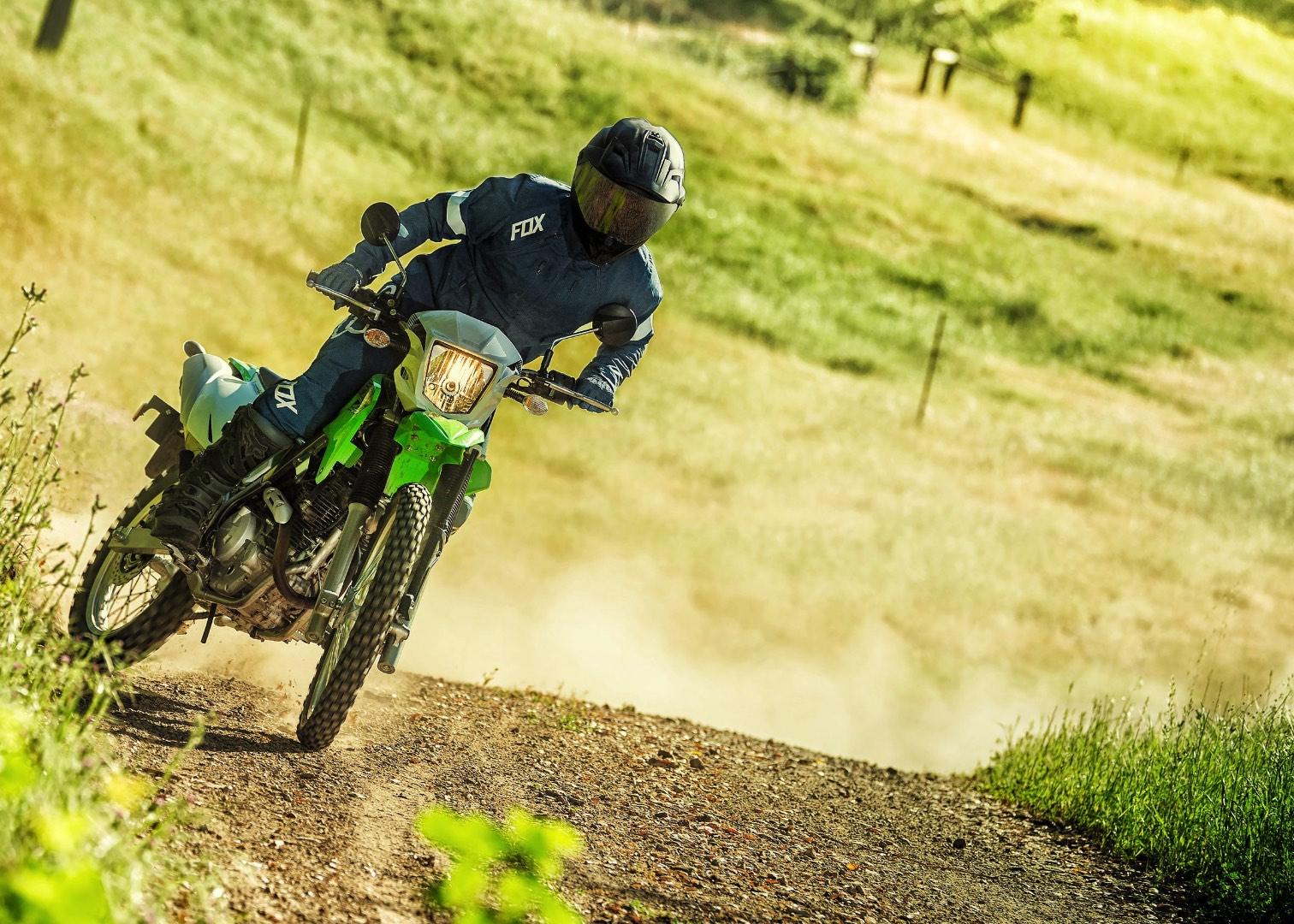 2020 Kawasaki KLX230 Preview