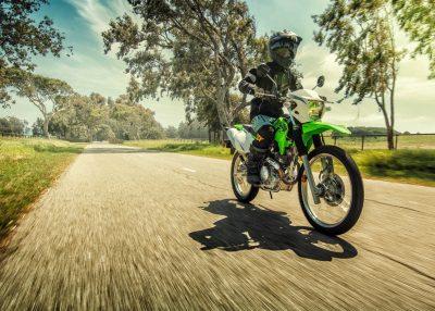 KLX230 New Bike