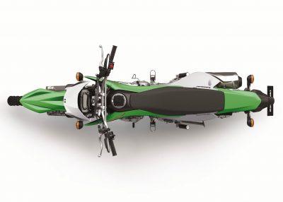 2020 Kawasaki KLX230 profile