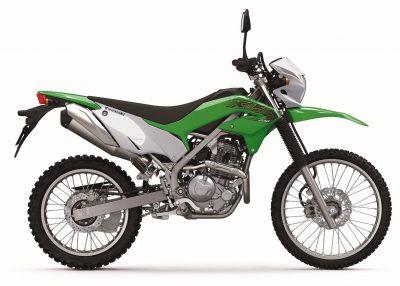 2020 Kawasaki KLX230 colors