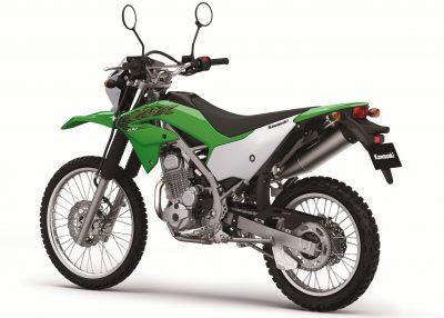 2020 Kawasaki KLX230 top speed