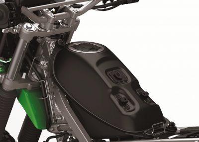 2020 Kawasaki KLX230 gas tank