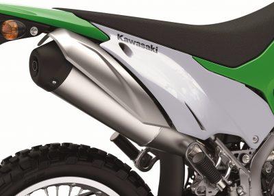 KLX 230 Exhaust