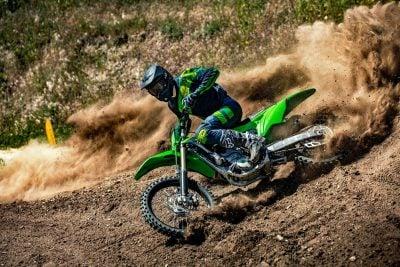 2020 Kawasaki KX250 suspension