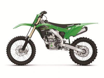 KX 250 2020 left side