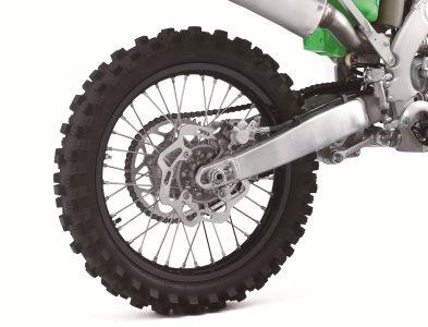 Rear tire Kawasaki KX 250