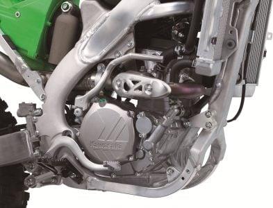 2020 KX250 engine horsepower