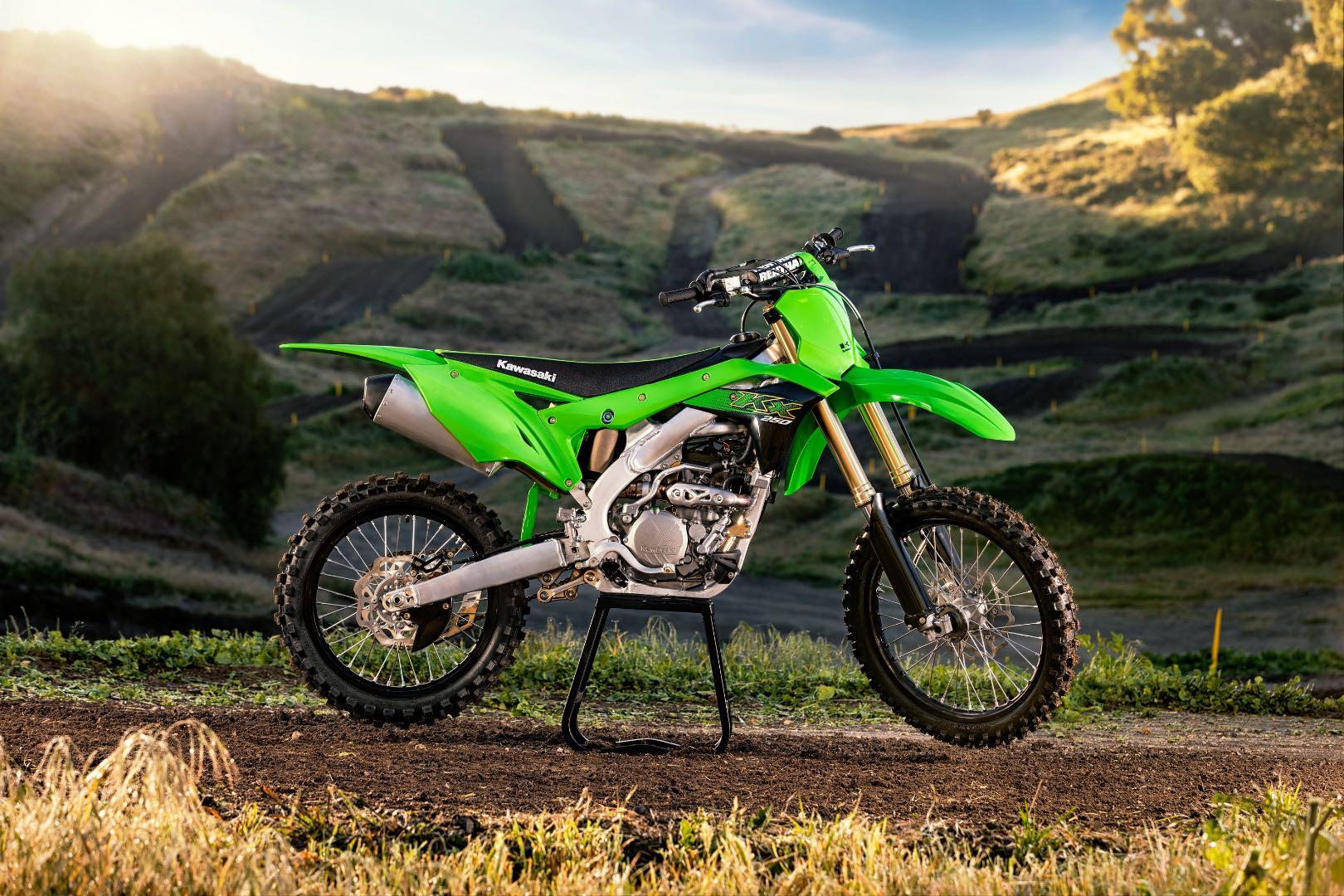 2020 Kawasaki KX 250 colors