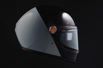 Arc Motorcycle Helmet - Head-Up Display
