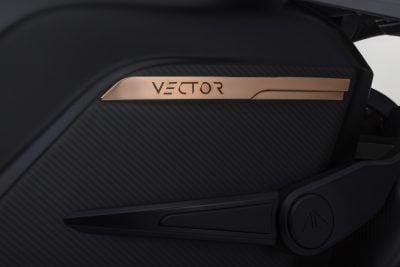 2020 Arc Vector Electric Motorcycle - Logo