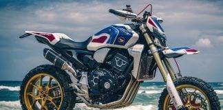 2 Custom Honda CB1000R Motorcycles - Brivermo Motors