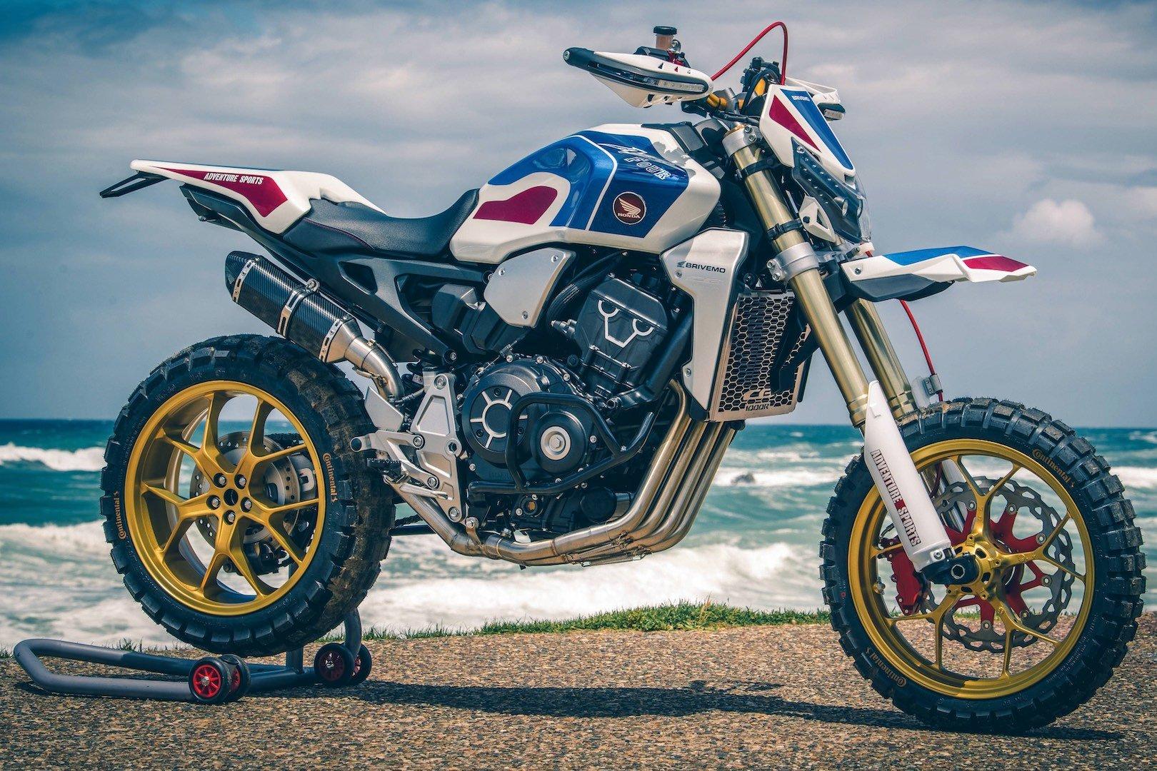 c1c0c43eaa3 2 Custom Honda CB1000R Motorcycles - Brivermo Motors