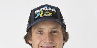 Fredrik Norén to Suzuki Factory Racing