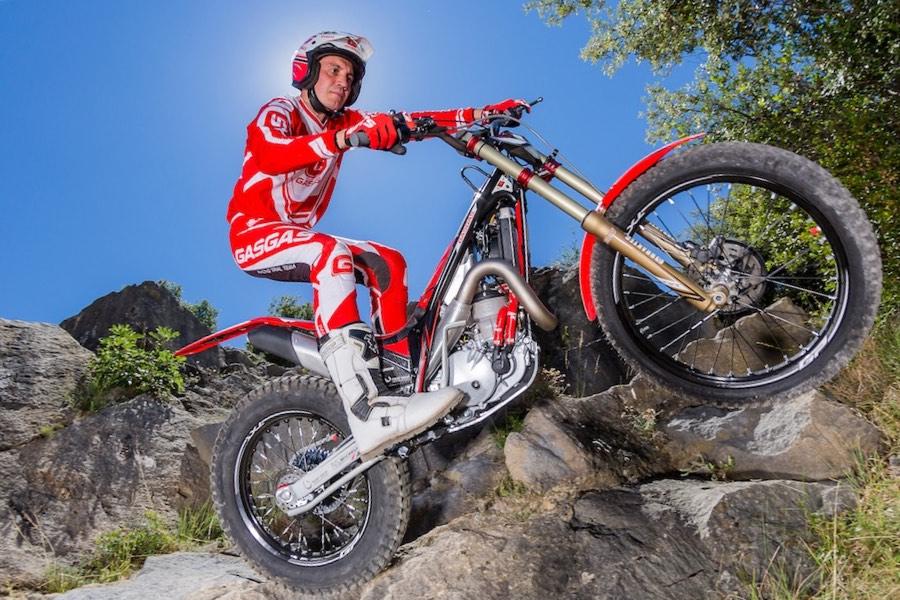 Gas Gas TXT GP Trials Bike