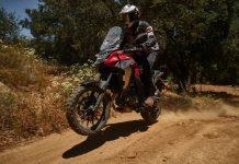 2019 Honda CB500X test