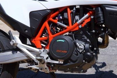 KTM 690 motor