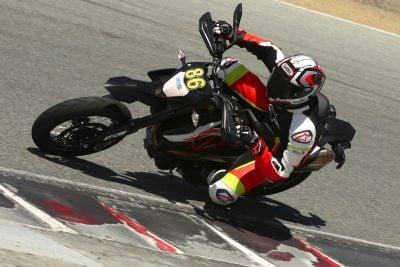 KTM at Laguna Seca