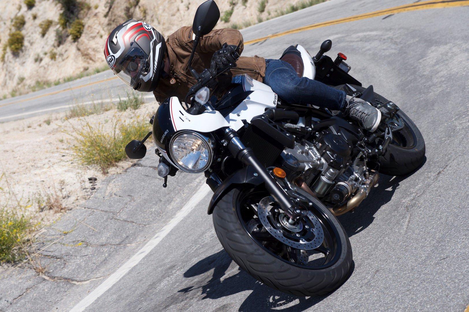 2019 Suzuki SV650X Review - sport motorcycle