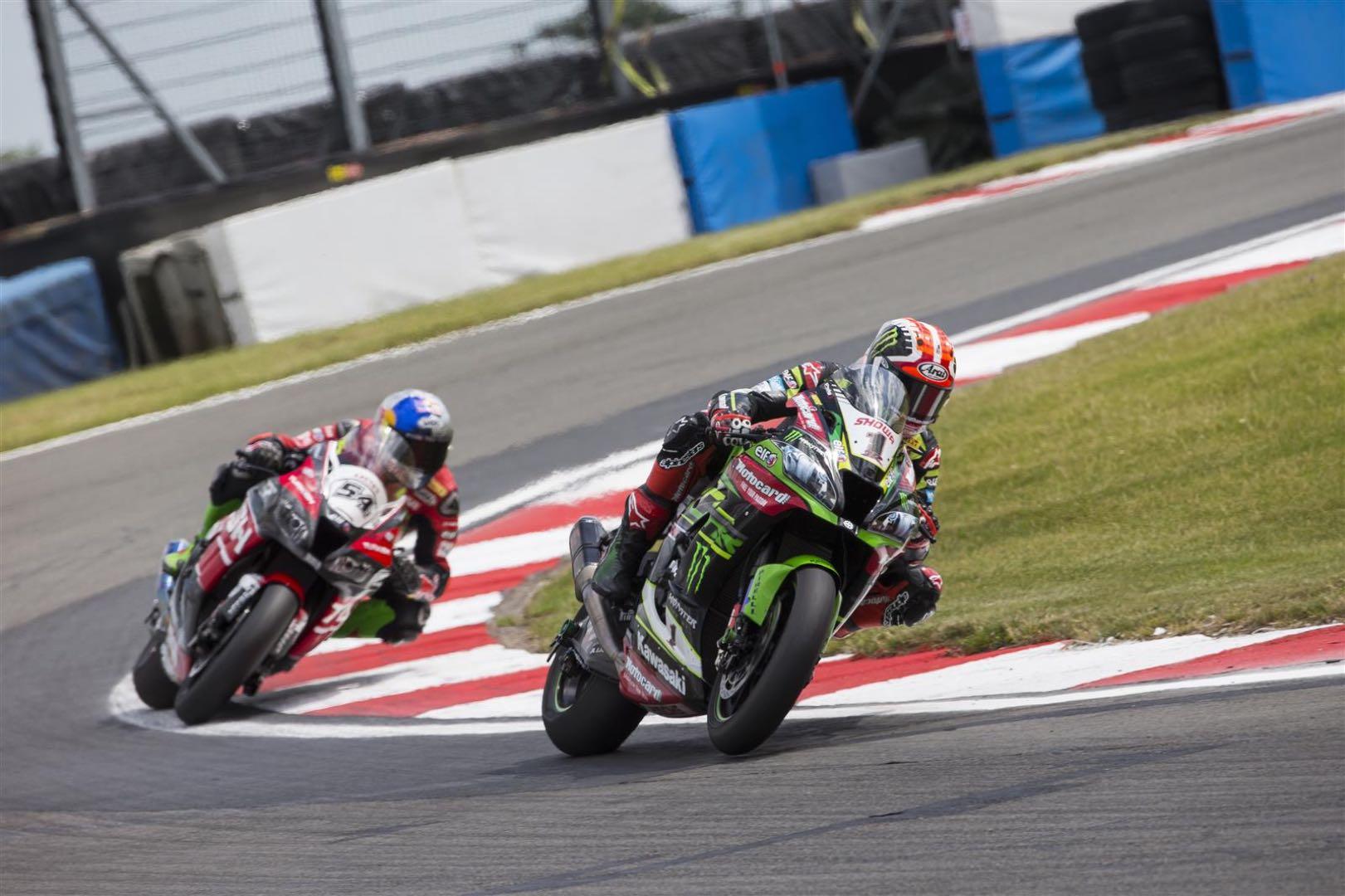 2019 Donington World Superbike Results Jonathan Rea