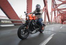 Harley-Davidson Electric Bike Test