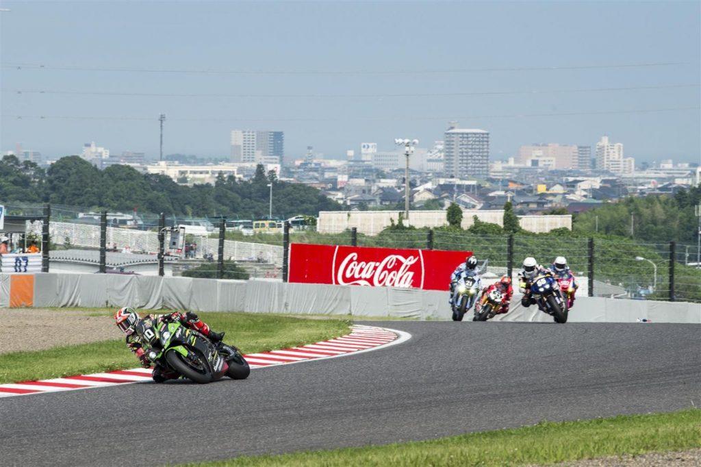 Suzuka 8 Hours Victory to Kawasaki