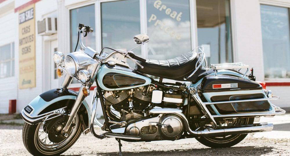 Elvis Presley Harley-Davidson
