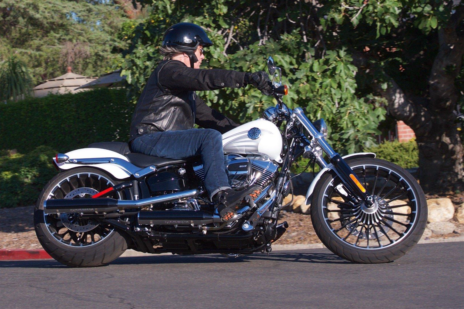 Harley Softail Breakout