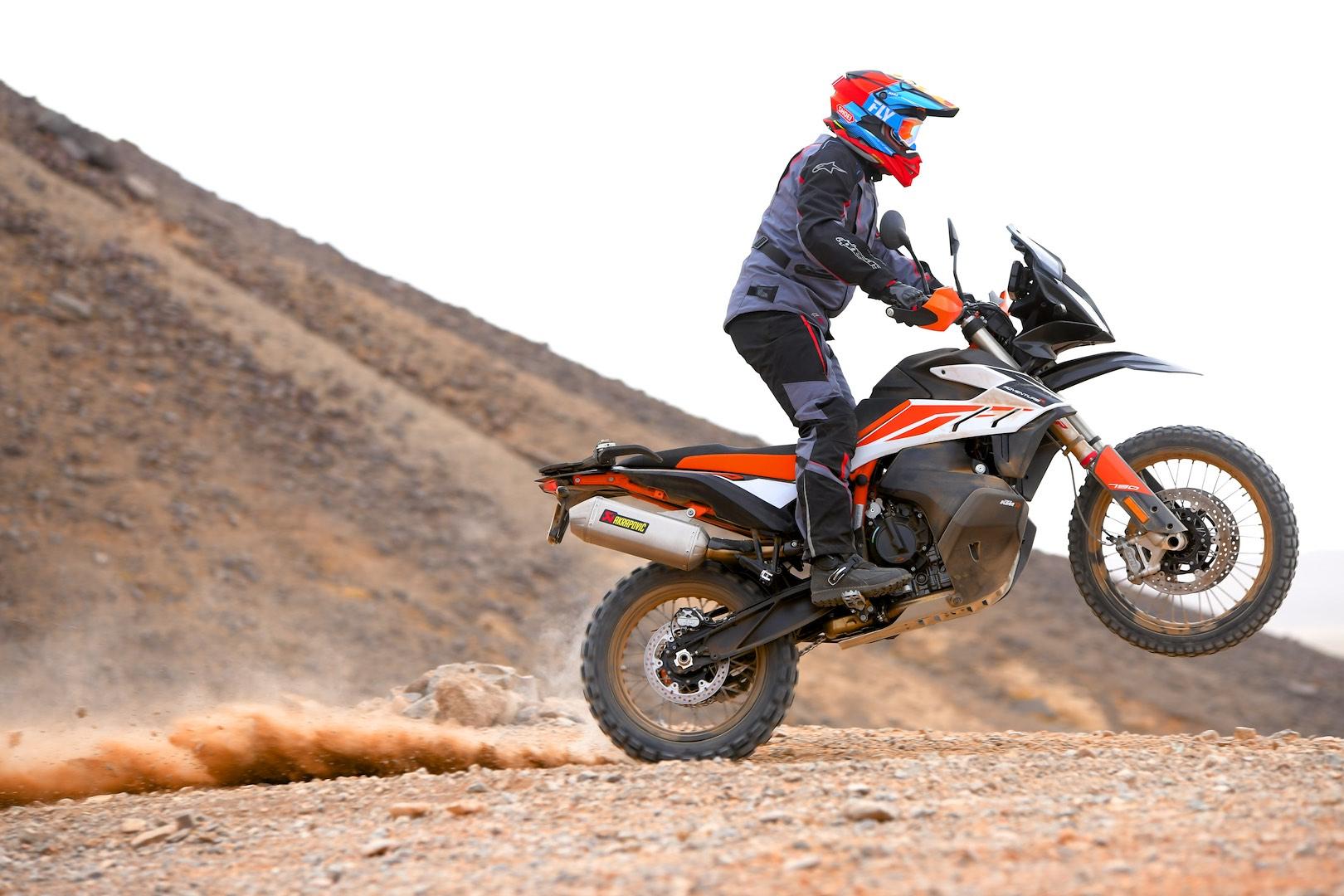 KTM 790 Adventure R ADV motorcycle
