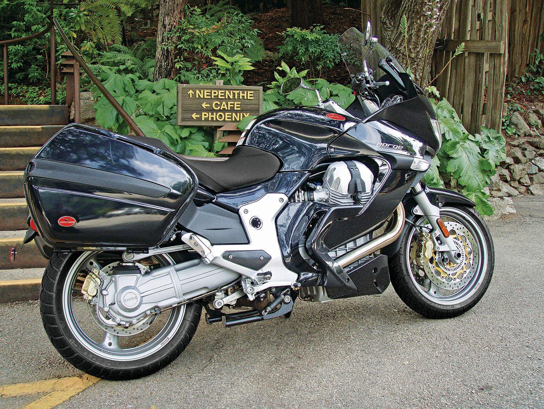 2008 Moto Guzzi Norge specs