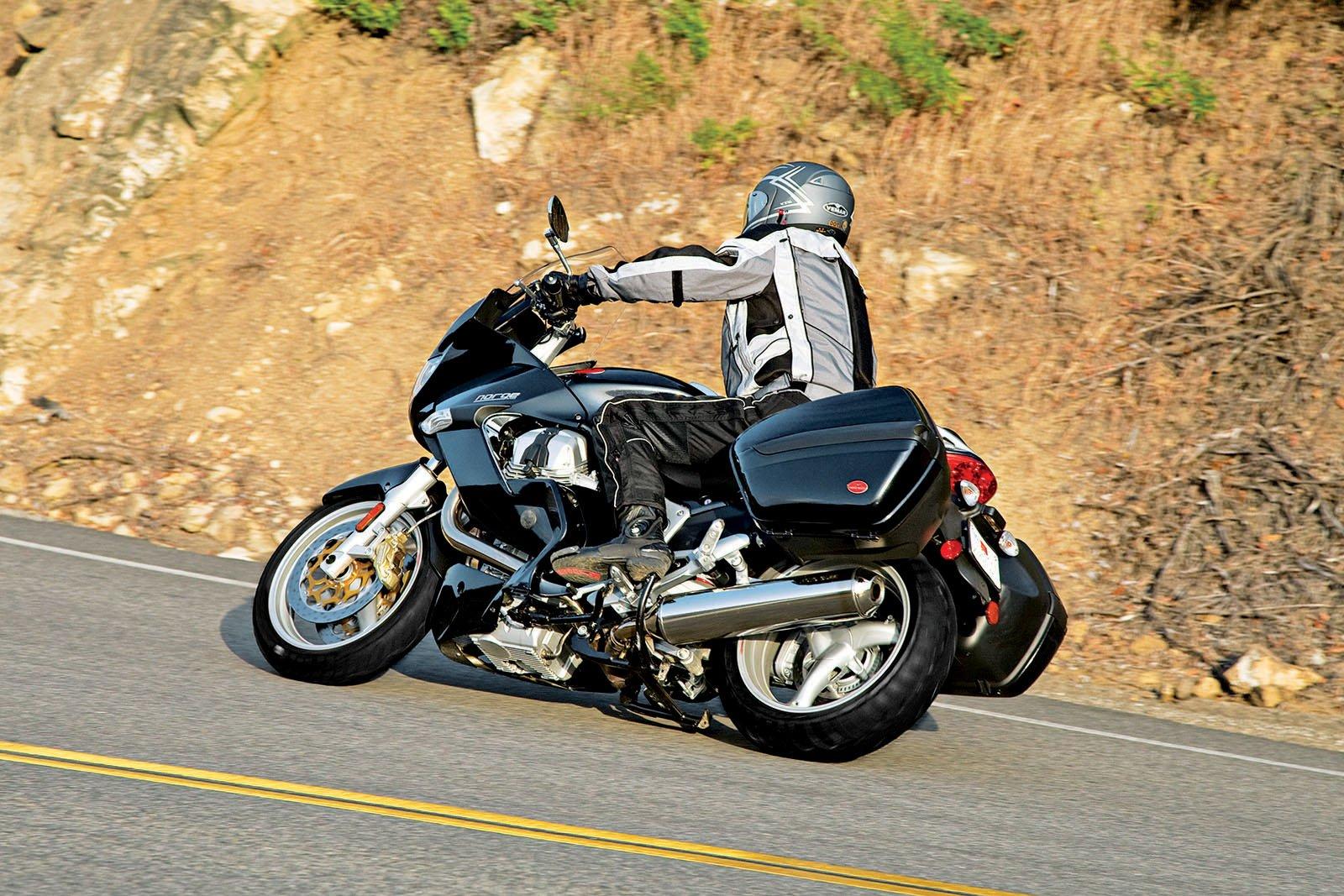 2008 Moto Guzzi Norge Retro Review