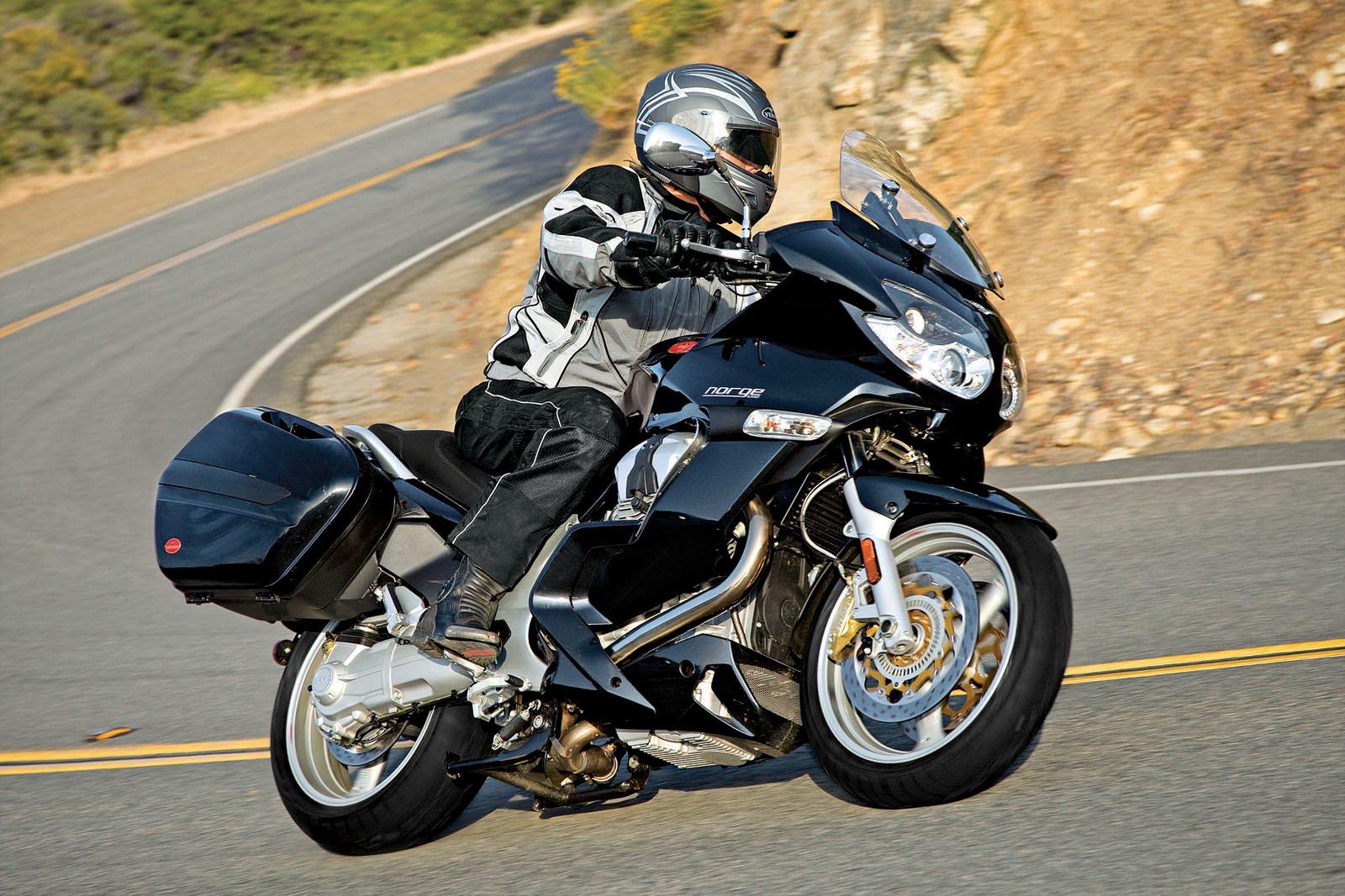 2008 Moto Guzzi Norge  KBB
